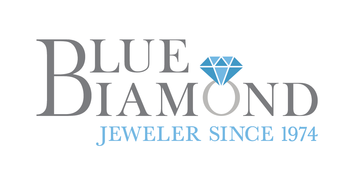 Blue Diamond Jeweler Retina Logo