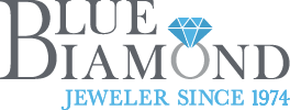 Blue Diamond Jeweler Logo